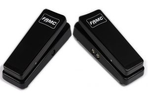 FAMC Midi foot controlled expression pedal