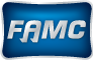 FAMC Liquid Foot Logo