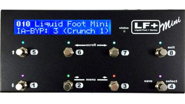 Liquid Foot Controllers | FAMC Liquid Foot Midi Controllers
